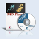 PSD Floral